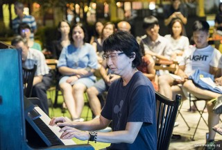 Pianovers Meetup #59, Siew Tin performing