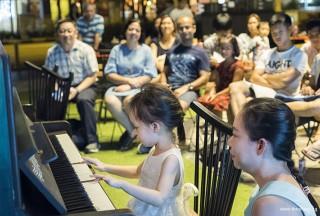 Pianovers Meetup #59, I-Wen performing