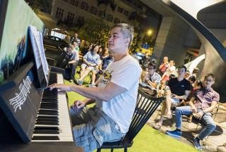Pianovers Meetup #59, Chong Kee performing for us