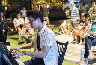 Pianovers Meetup #59, Yuxin performing