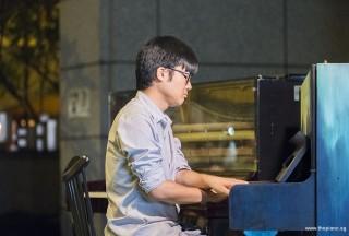 Pianovers Meetup #60, Jaeyong performing