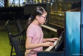 Pianovers Meetup #60, Xing performing