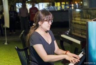 Pianovers Meetup #60, Jia Hui performing