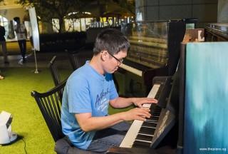 Pianovers Meetup #60, Liew Kaiyi performing