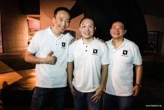 Pianovers Meetup #60, Teik Lee, Yong Meng, and Gee Yong