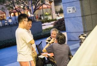 Pianovers Meetup #61, Zhi Yuan, Gee Yong, Albert, and Siew Tin