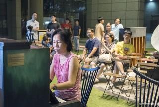 Pianovers Meetup #61, May Ling performing