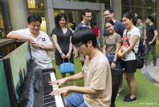 Pianovers Meetup #61, Jaeyong playing
