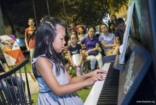 Pianovers Meetup #62, Yamika performing