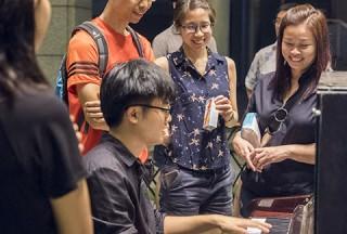 Pianovers Meetup #63, Winny, Jaeyong, Theng Beng, Janice, and Elyn
