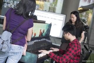 Pianovers Meetup #65, Lianne, Bing Shao, and Tanwei