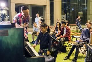 Pianovers Meetup #65, Teik Lee, and Emma