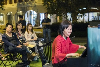 Pianovers Meetup #65, May Ling performing