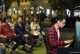 Pianovers Meetup #65, Bing Shao performing
