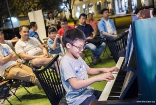Pianovers Meetup #67, Justus performing