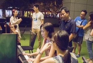Pianovers Meetup #67, May Ling playing