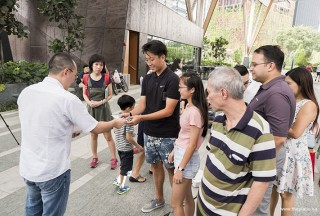 Pianovers Meetup #68 (Tanjong Pagar Centre), $10 Vouchers given out to Pianovers