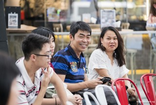 Pianovers Meetup #68 (Tanjong Pagar Centre), Min Sunn, Lenice, Tan, and Swee