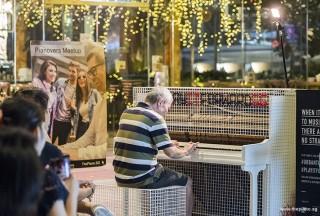 Pianovers Meetup #68 (Tanjong Pagar Centre), Albert performing