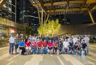 Pianovers Meetup #68 (Tanjong Pagar Centre), Group picture