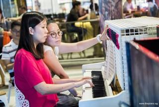 Pianovers Meetup #68 (Tanjong Pagar Centre), Jin Ci performing