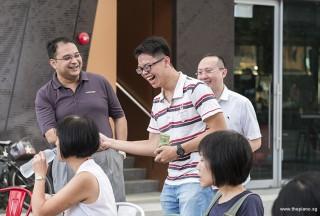 Pianovers Meetup #68 (Tanjong Pagar Centre), Debashis, and Min Sunn
