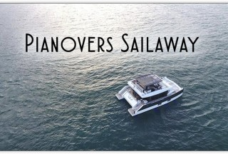 Pianovers, Pianovers Sailaway