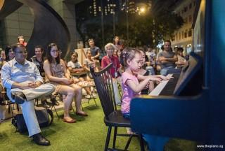 Pianovers Meetup #71, I-Wen performing