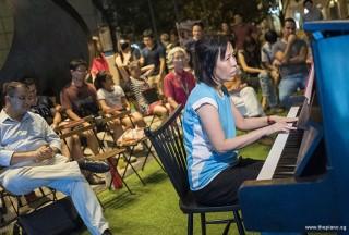 Pianovers Meetup #71, May Ling performing