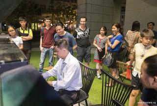 Pianovers Meetup #71, Chua Wei Ting playing