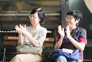 Pianovers Meetup #72, Doris, and Ee Fong