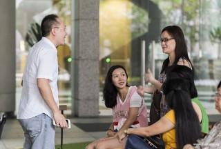 Pianovers Meetup #72, Yong Meng, Angela, and Corrine