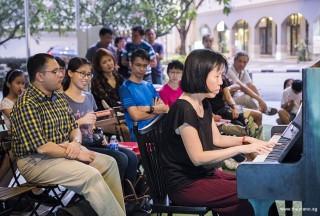 Pianovers Meetup #73, May Ling performing