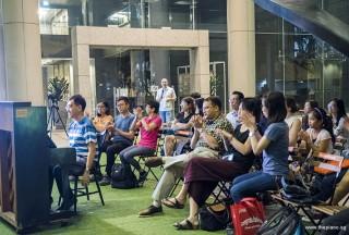Pianovers Meetup #73, Applause for Chris Khoo