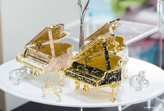 ThePiano.SG Pop-up Stall @ Suntec, Vintage Jewellery Boxes, and Brooches