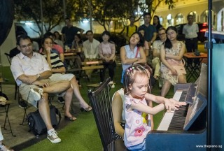 Pianovers Meetup #75, I-Wen performing
