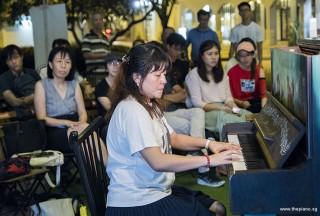 Pianovers Meetup #78, Jia Hui performing
