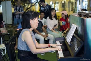 Pianovers Meetup #78, May Ling performing