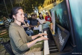 Pianovers Meetup #78, Markov performing