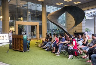 Pianovers Meetup #79, Sng Yong Meng sharing with Pianovers