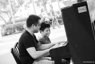 Pianovers Meetup #80, Gabriel, and a boy