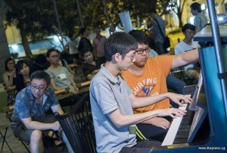 Pianovers Meetup #80, Jonathan Lam performing