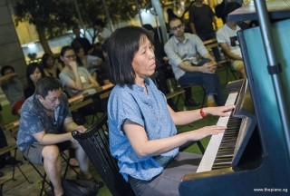 Pianovers Meetup #80, May Ling performing