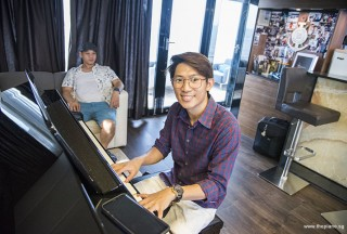 Pianovers Sailaway #2, Gregory Goh #1