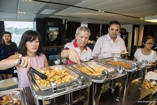 Pianovers Sailaway #2, Food #2