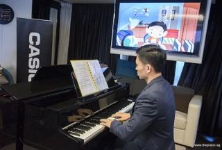 Pianovers Sailaway #2, Peng Chi Sheng #4