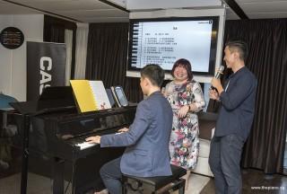 Pianovers Sailaway #2, Peng Chi Sheng, Tay Sia Yeun, and Aaron Matthew Lim