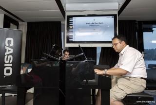 Pianovers Sailaway #2, Debashis #5