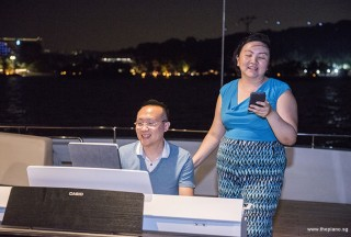 Pianovers Sailaway #2, Sng Yong Meng, and Felicia #1