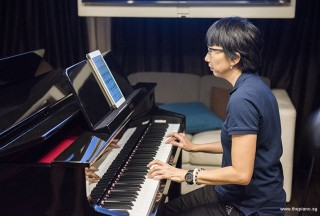 Pianovers Sailaway #2, Siew Tin #6